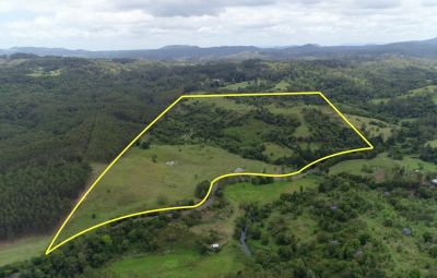 345 Blue Knob  Road, Nimbin
