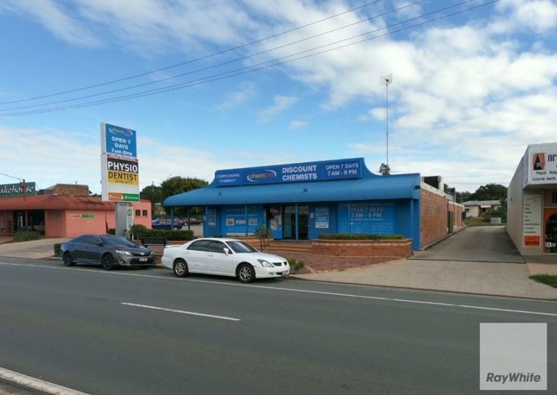 Professional Medical/Office Suite Located Along Busy Anzac Avenue
