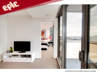 Epic: Stunning Two Bed, Two Bath Apartment in Southbank!