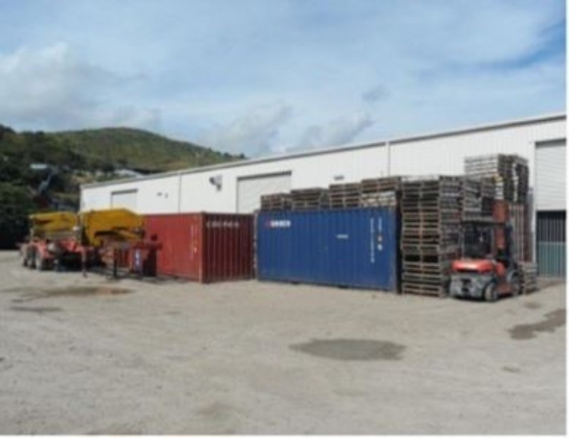 NM1247 - Warehouse/Office for lease - ES