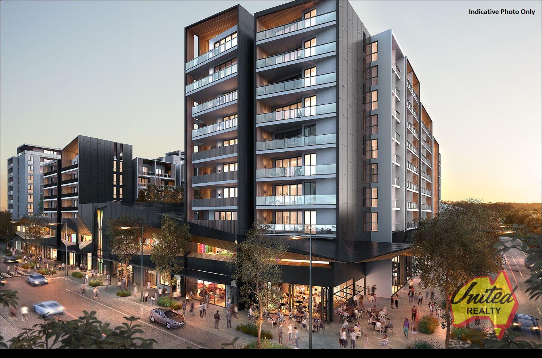 501/Lot 26 (The Emerson Apartments) Ed Square Edmondson Park 2174