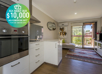 Apartment living at its best with garden views from the north facing balcony. Modern living with timber floors and stone benchtops.