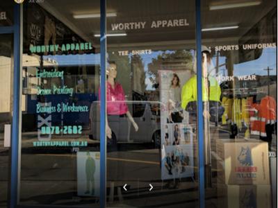 Uniforms and Workwear Supplies - Ref: 18003
