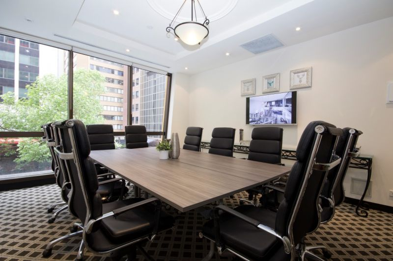 STYLISH OFFICE FOR LEASE AT EXCHANGE TOWER