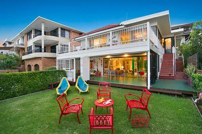 Versatile Burleigh Headland House with ocean views