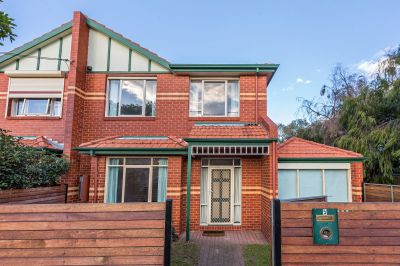Surprisingly Spacious Three Bedroom Townhouse Featuring Lock Up Garage And A Most Central Location.