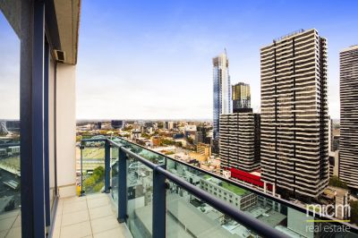 City Tempo: 26th Floor - Furnished Inner City Perfection! L/B
