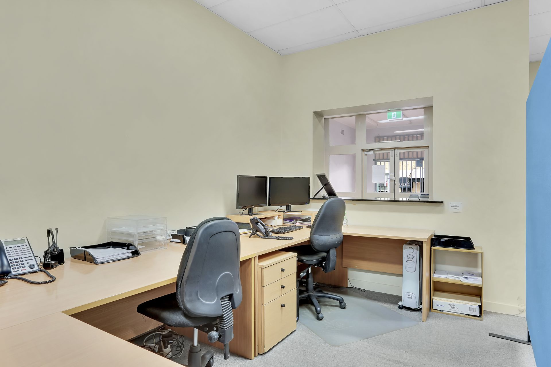 First Class Office Space!
