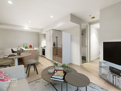 North-Facing Luxury in the Heart of the City