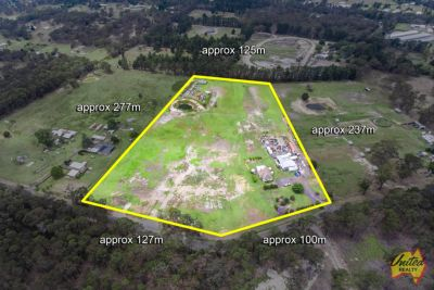 Over 11 Acres – So Many Options!!!!