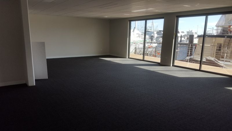 Harbour Views from this Premium Ground Floor Office