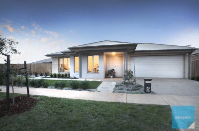 Spacious, modern and low maintenance