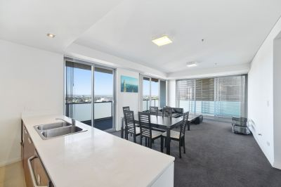 ULTRA-MODERN TWO BEDROOM UNIT IN THE HEART OF BURWOOD