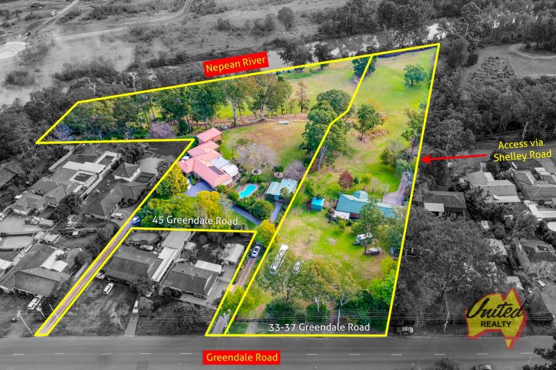 Adjoining Acres - Nepean River Frontage!