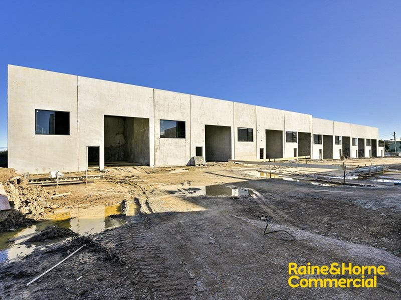 Brand New Industrial Unit For Lease ~ 182m²