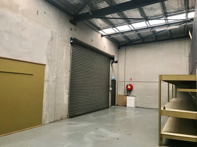 COCHRONE ST INDUSTRIAL FROM 78m2 - 265m2