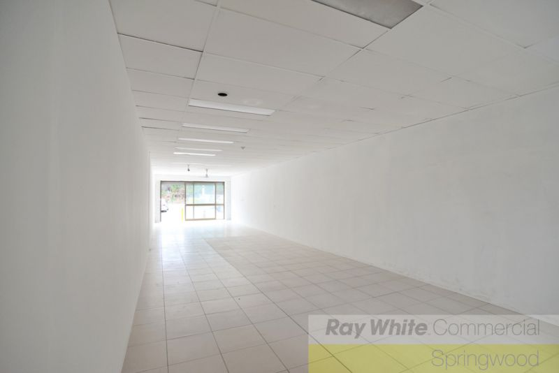 90sqm Retail / Office In Springwood