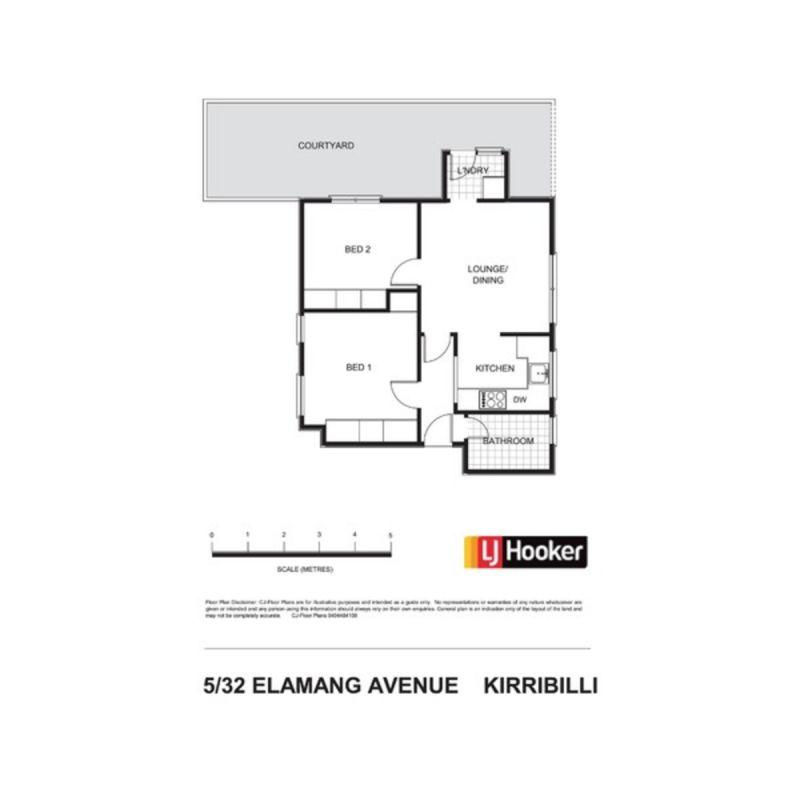 5/32 Elamang Avenue Kirribilli 2061