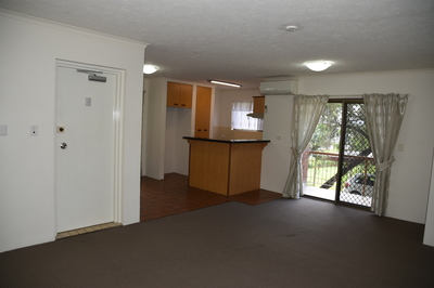 Fully Air Conditioned Apartment (Lounge & Bedrooms) Recently Renovated in Yeronga - Unfurnished