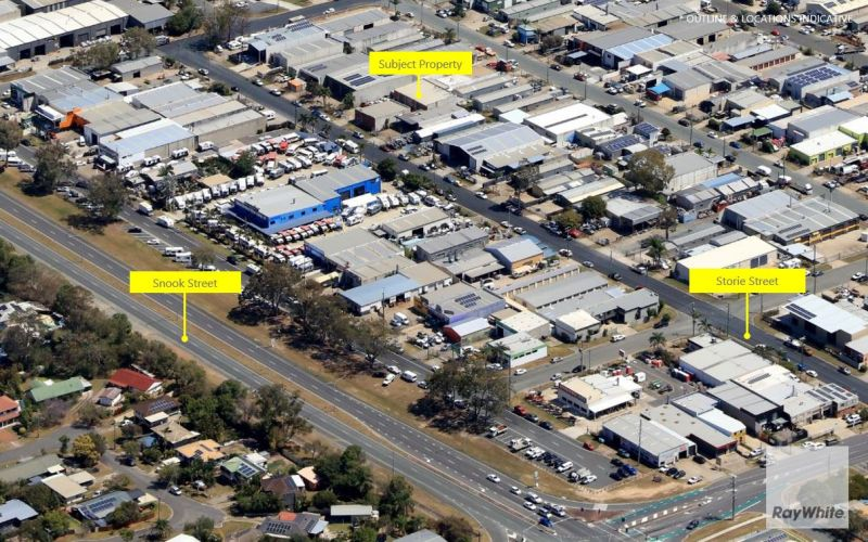 Tidy Industrial Warehouse in Clontarf for Lease