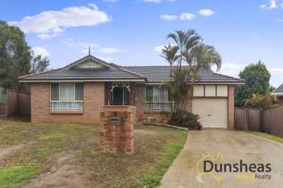 9 Curtiss Place, Raby, NSW