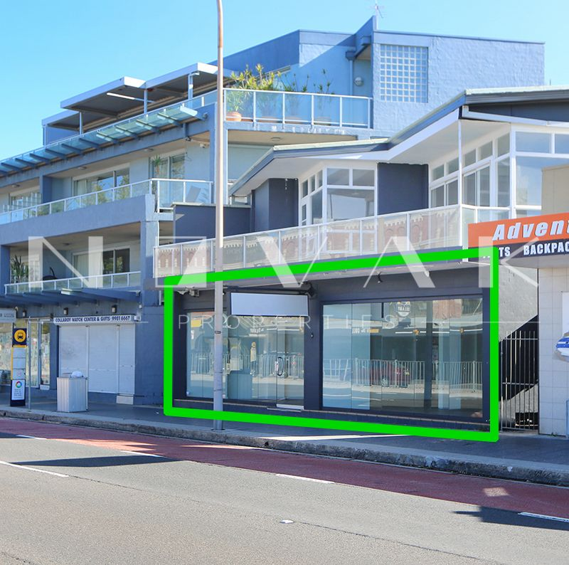 COLLAROY BEACH'S BEST COMMERCIAL SPACE! | A BRILLIANT LOCATION!