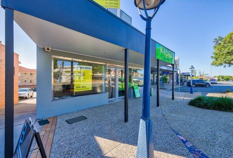 45m2* HIGH EXPOSURE RETAIL/ FOOD TENANCY ON MAIN ROAD