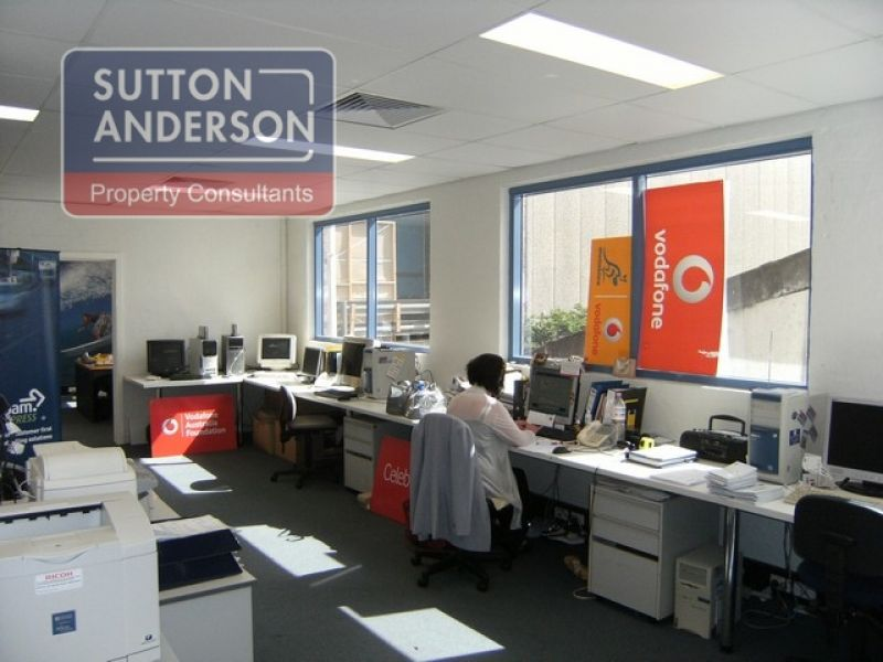 CHATSWOOD - 5B GIBBES STREET - OFFICE WAREHOUSE FOR LEASE