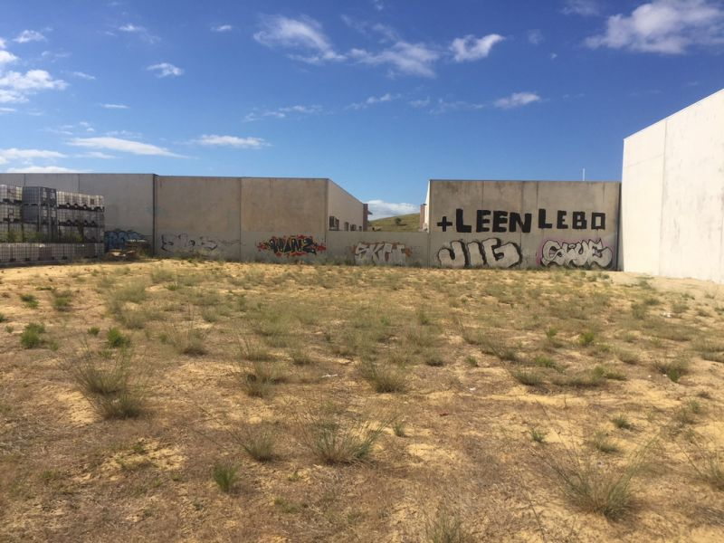 LAST BUT BY NO MEANS LEAST – TONKIN PARK INDUSTRIAL ESTATE