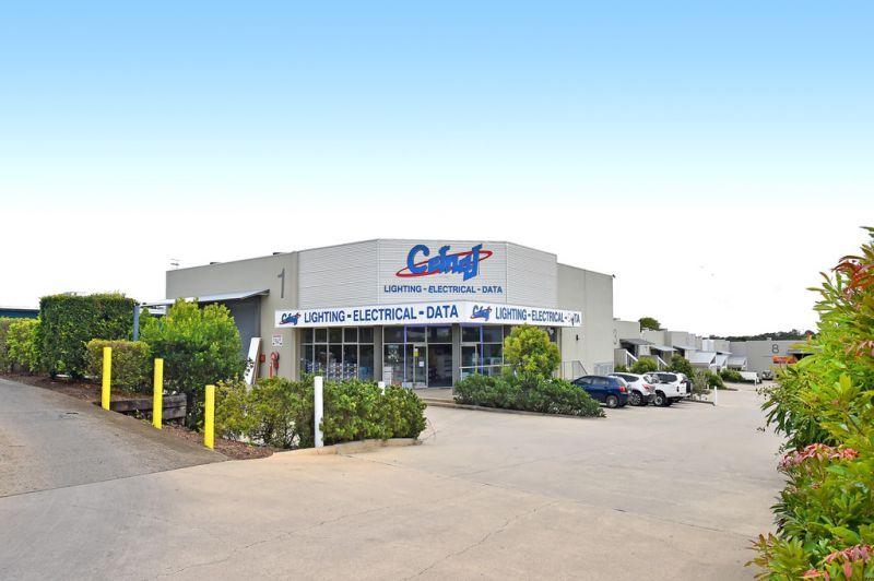 Large Format Industrial Unit