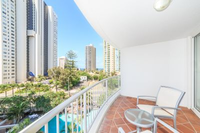 The Lowest Priced Unit in Surfers Paradise