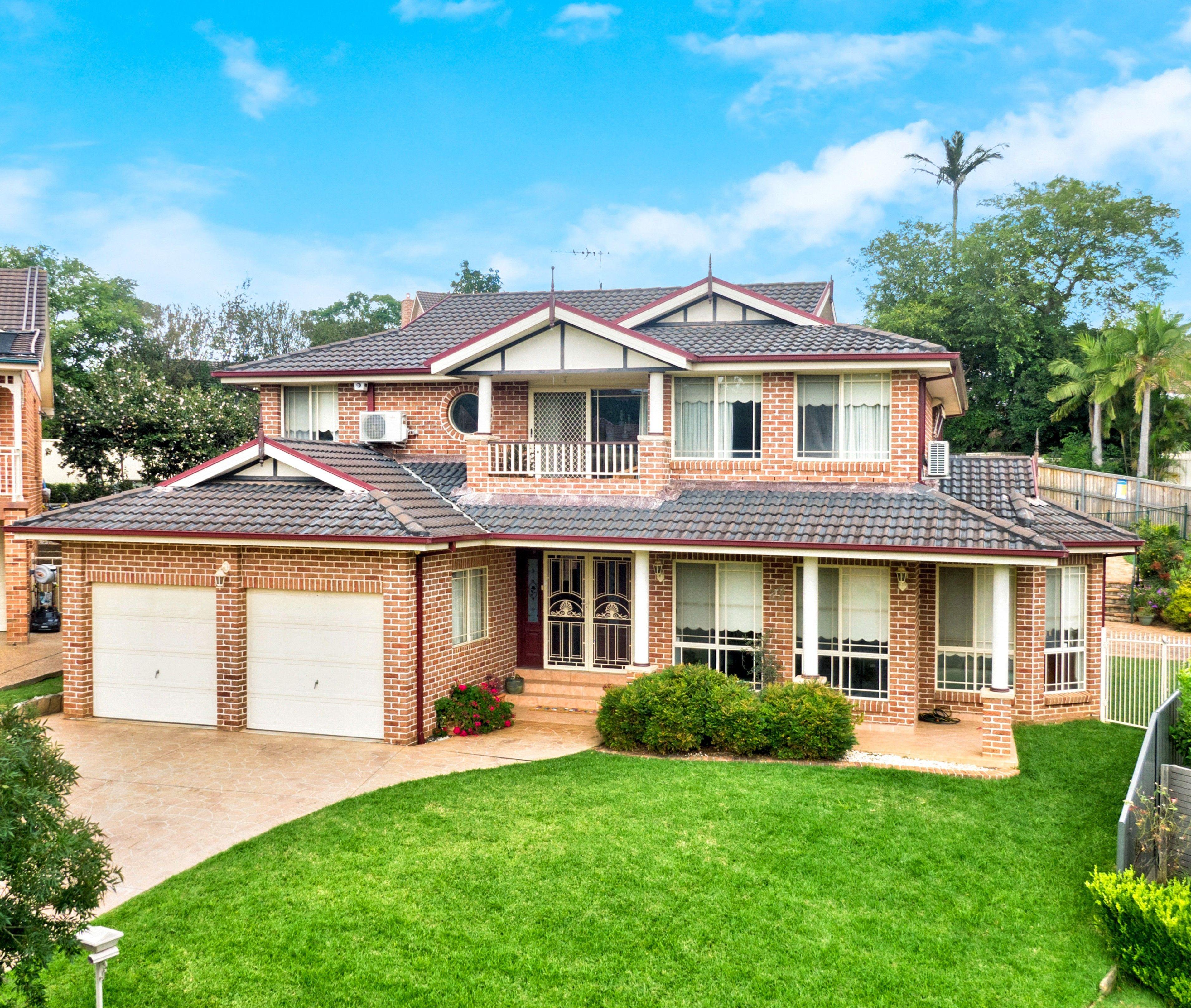 27 Coorumbene Court, Bella Vista NSW 2153