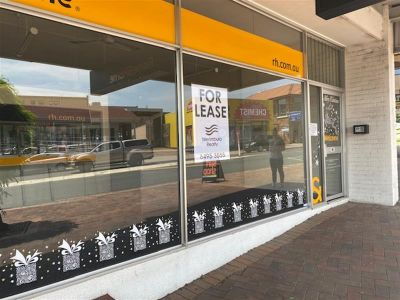 Commercial space in centre of Merimbula