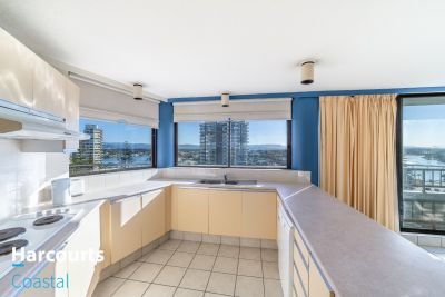 Renovate or Reside! Highly Desirable Two Bedroom Apartment