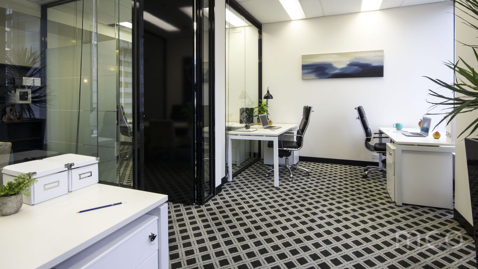 Occupy this newly refurbished office at Melbourne's iconic St Kilda Rd Towers