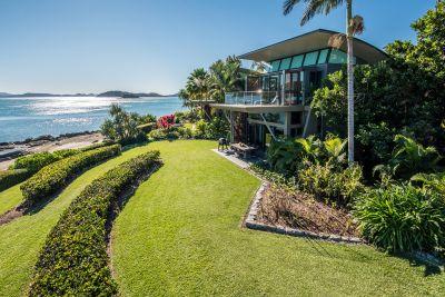 Luxury Front Row Villa