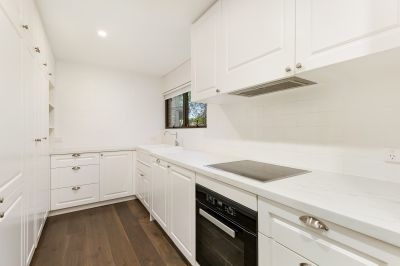 Immaculate Newly Renovated 2 bedroom 2 bathroom luxury unit in the heart of Double Bay