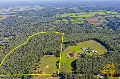 Approx. 60.5 Acres - Escape to the Country!