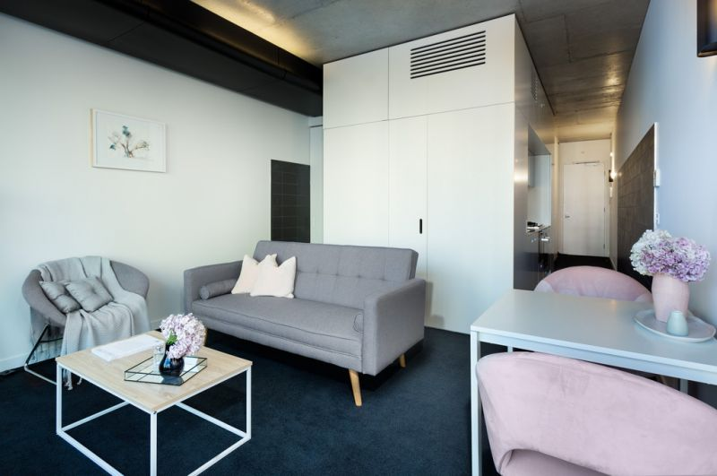 Sophisticated City Living - Stunning Furnished Apartment
