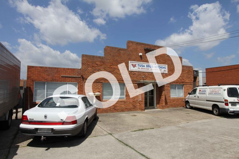 Another Factory SOLD By Kyle Dewey