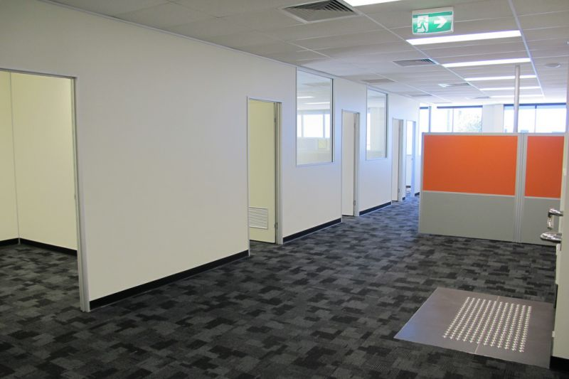 Modern Tilt Panel Freestanding Warehouse with Corporate Appeal