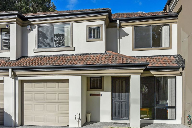 Family home in sought-after setting