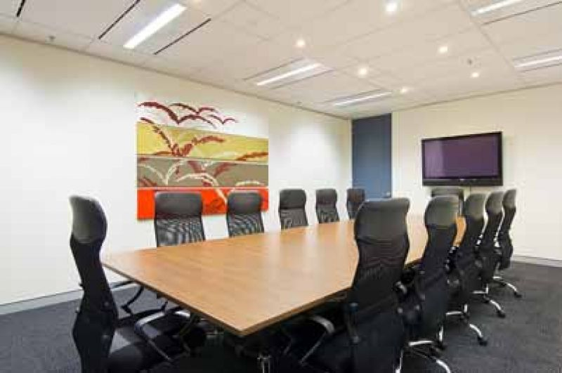 Contemporary Serviced Office