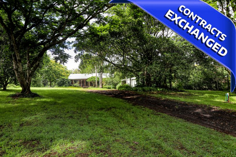 NIMBIN BEAUTY - BE QUICK FOR THIS SMALL ACREAGE CLOSE TO TOWN!
