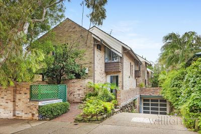 RENOVATED TWO BEDROOM TOWNHOUSE