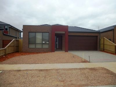 Brand new 4 bedroom home, Move in today!