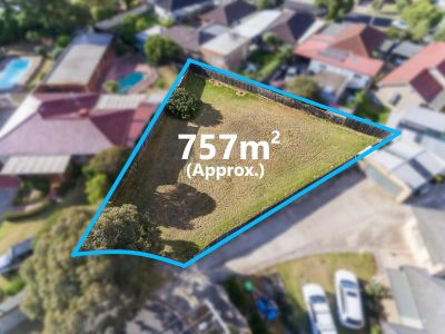 Rare Vacant Allotment of 757Sqm (approx) With Proposed Plans For 3 Townhouses