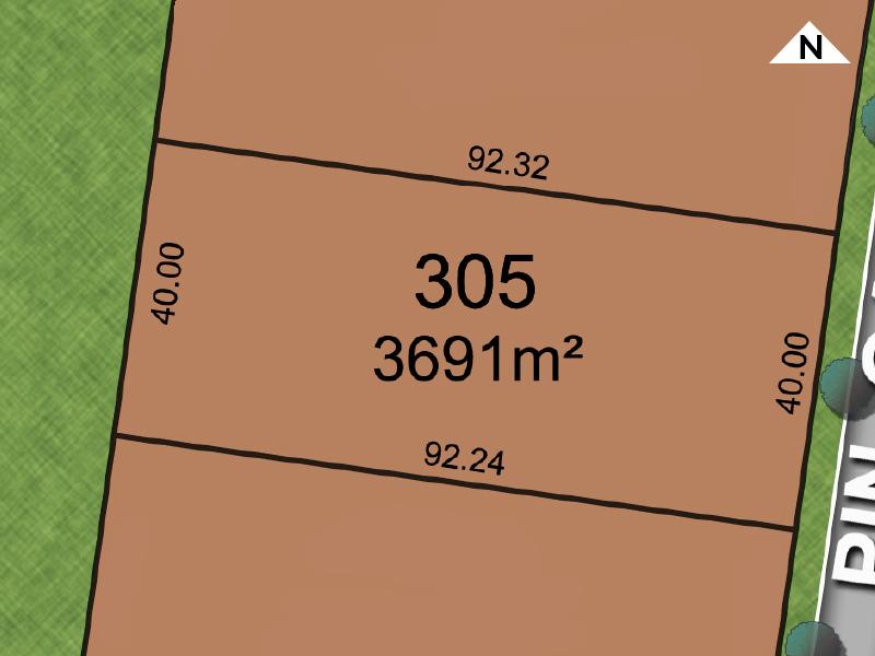 Branxton Lot 305 Pin Oak Circuit