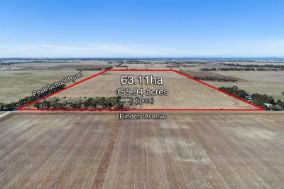 Once in a Lifetime Opportunity    63.11ha  155.94 acres approx.