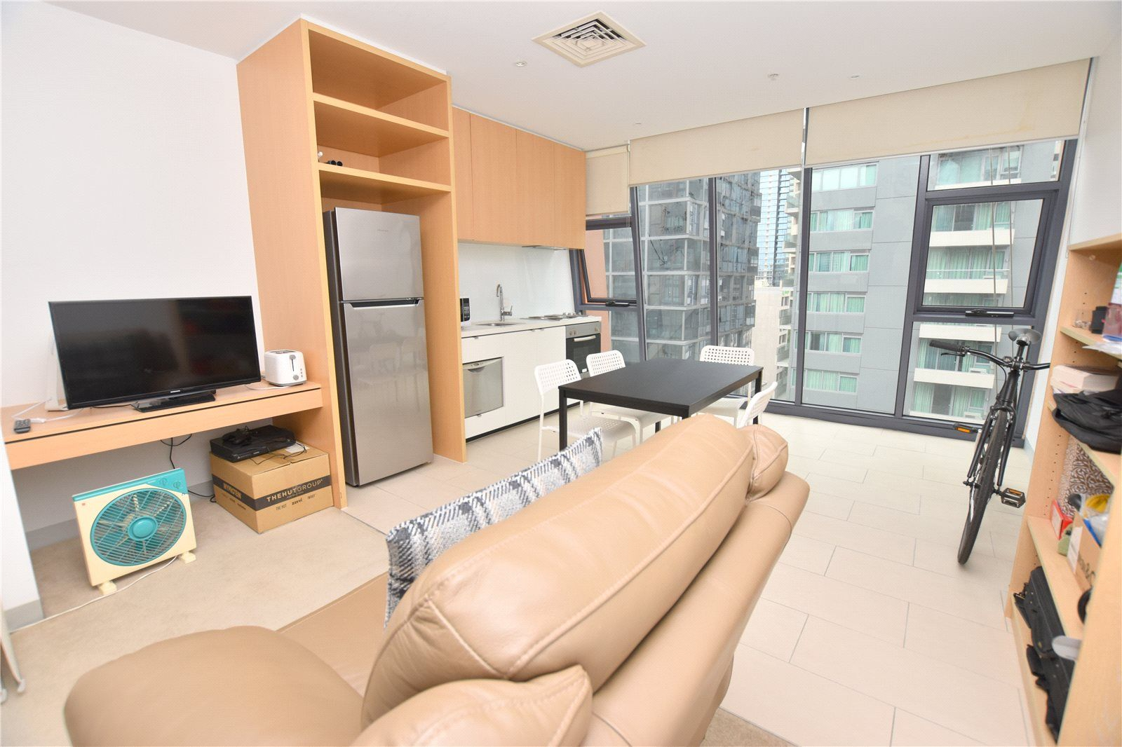 Northbank Place: 11th Floor - Perfect Location!